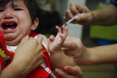 Advierten sobre el bajo nivel de la vacunación antigripal en niños
