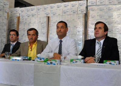 Coparticipación: piden el pase a archivo de la denuncia contra Larrañaga y De Elorriaga