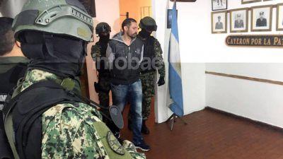 Esteban Ibar P�rez Corradi vincul� a An�bal Fern�ndez con la red policial que le daba protecci�n