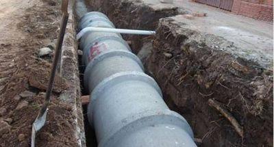 Municipio y Provincia licitan la obra de desagüe de El Sable