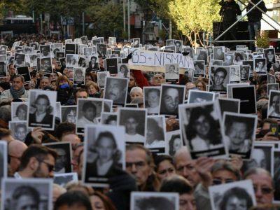 Fuerte reclamo de justicia en el acto por los 22 años del atentado a la AMIA