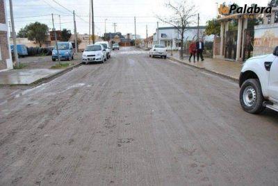 Zara confirm� obras de pavimento para Villalonga