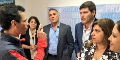 Diputados bonaerenses en Venezuela advierten que hay riesgo de autogolpe de Estado