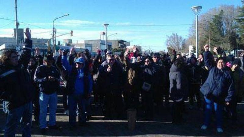 SOEMCO levantó corte de ruta a la espera del sueldo