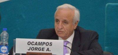 Ocampos denunció el estado de abandono de la ruta 22 en el puente Cipolletti-Neuquén