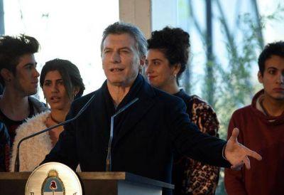 Macri reinauguró Tecnópolis, la muestra emblemática del kirchnerismo