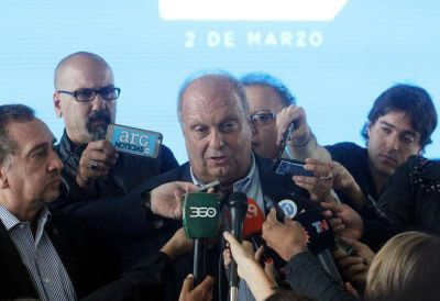 Lombardi garantizó la gratuidad del fútbol