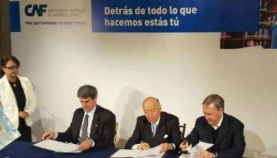 Llegarán U$S 49 millones para entubar el canal Los Molinos