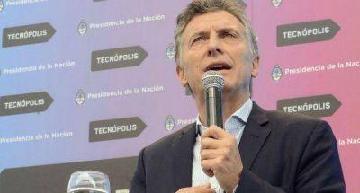 Macri en Tecnópolis: