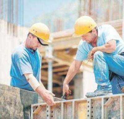 Construcción, un sector que no se recupera