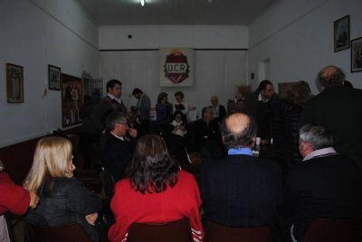 La UCR rechaz� el pase de Bertellys a Cambiemos