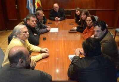 El concejal Daniel Rodríguez se entrevistó con los cooperativistas de Sadowa y luego con el intendente