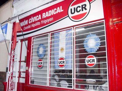 Discuten el retorno de meonistas a la UCR local