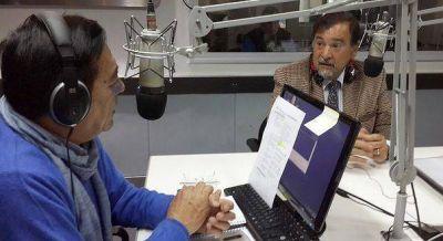 """El vicegobenador Miguel Isa aseguró que el intendente Gustavo Sáenz """"recibió un municipio con muy poca deuda"""""""