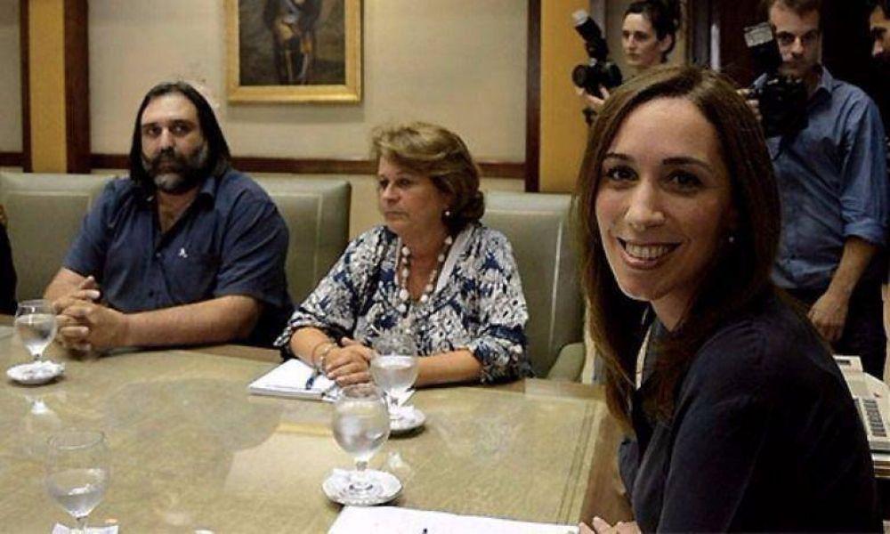 SUTEBA denuncia espionaje del gobierno de Vidal a los docentes