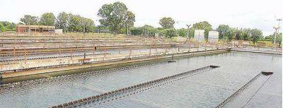 Vidal consiguió financiamiento para construir la planta potabilizadora regional