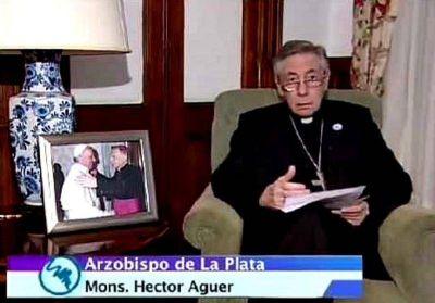 """Aguer volvió a cargar contra el matrimonio igualitario y pidió por los """"DD.HH. naturales"""""""