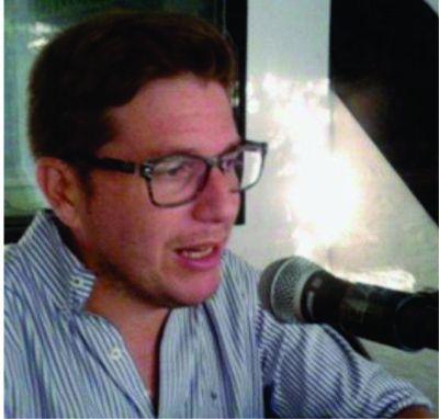 Jorge Brucetta señaló que acompañarán el proyecto que prevé la demolición del Parador 1