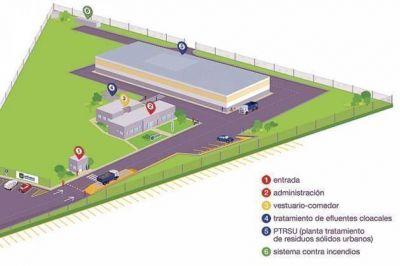 Urbana puso en marcha la Planta de Tratamiento de Residuos S�lidos Urbanos de Comodoro Rivadavia