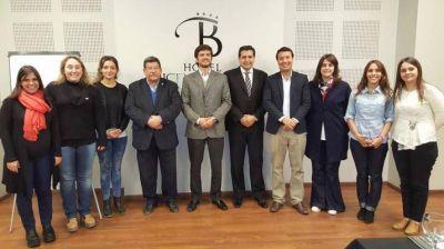 Santiago participó de la reunión del Ente Norte de Turismo