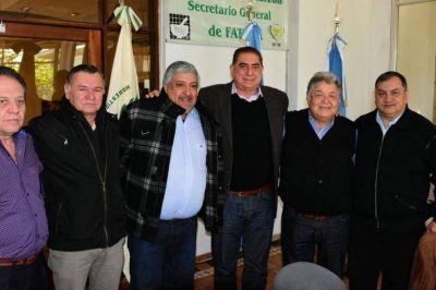 El intendente Jofre participó del acto de apertura de la Reunión del Consejo Directivo de la FATFA