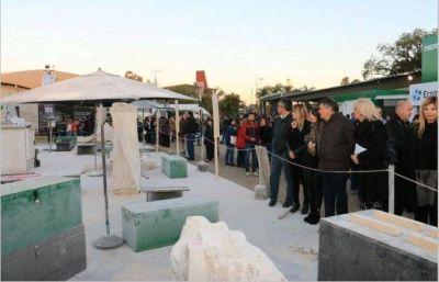Peppo destacó el impacto turístico de la Bienal