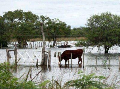 La emergencia hídrica, otro round de la pelea entre provincia y Nación