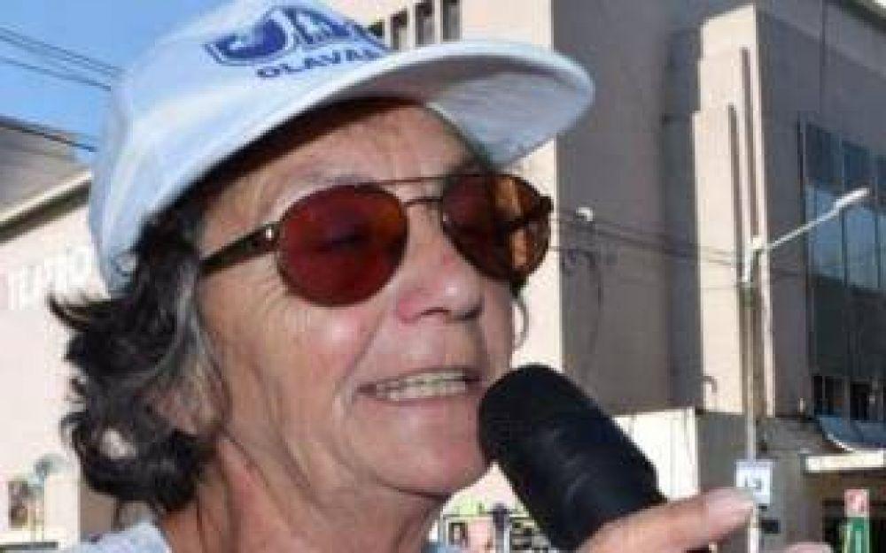 Gremio docente de Olavarría:
