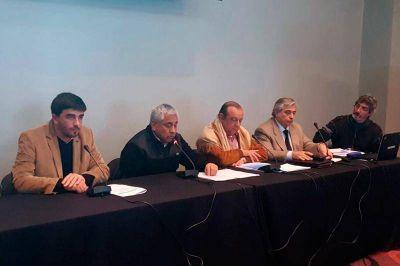 Galli expuso sobre caminos rurales en la Expo de Palermo