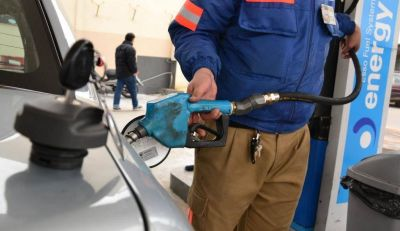 La venta de naftas se retrajo un 15% en el primer semestre