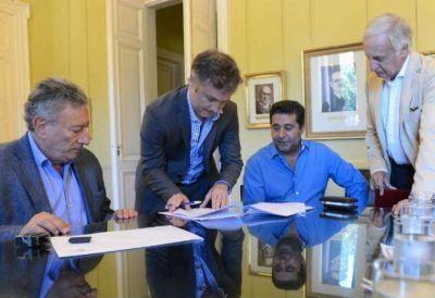 El Gobierno aceptó la rescisión del contrato