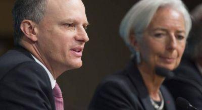 Para el FMI la econom�a argentina caer� m�s que lo que hab�a anticipado