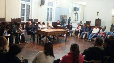 Siguen las reuniones por la situaci�n del Basural Municipal