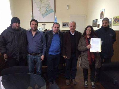 Hist�rico acuerdo paritario alcanzaron los municipales de Mar Chiquita