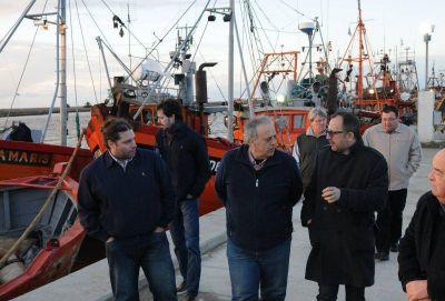 Rodríguez Ponte y Perechodnik se reunieron para coordinar trabajos