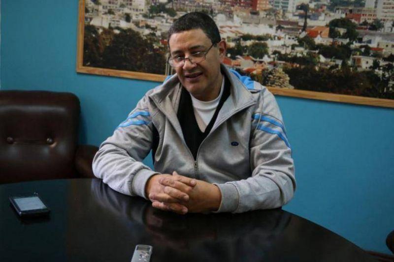 """Daniel López planteó que """"la CGT en Tandil está acéfala"""" y aspiró a """"recuperar la unidad"""""""