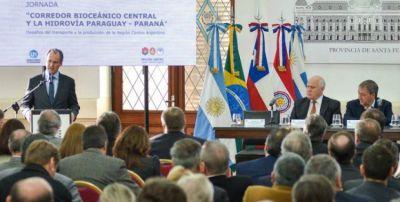 Buscan transportar productos tucumanos por el corredor bioceánico Paraguay-Paraná