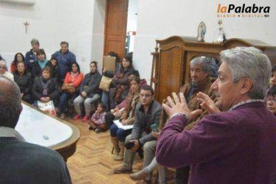 El municipio toma posesi�n del predio y firmar� un convenio para reactivar la obra