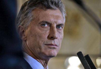 """Macri: """"Basta de mafia y afanos en el fútbol"""""""