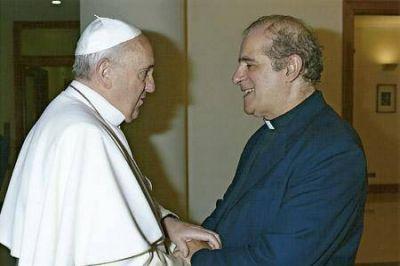 """""""El Papa no tiene frases hechas para un país herido"""", advirtió el presbítero Oesterheld"""