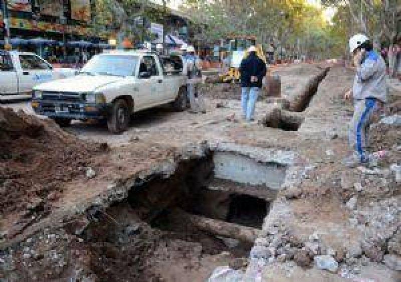Llegan u$s 19 millones del BID para obras de agua y cloacas en Mendoza