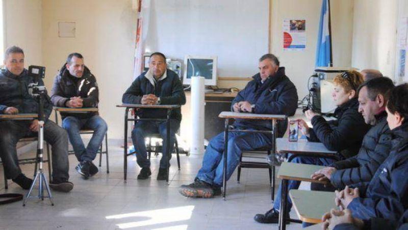 Trabajadores de SITOS en estado de alerta y movilización ante posible privatización de OSSE