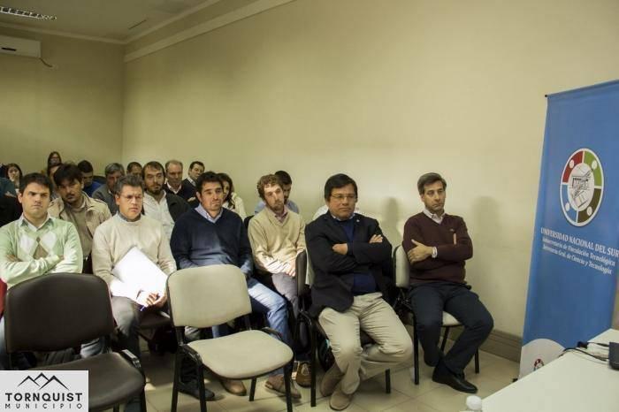 El municipio fortalece su gesti n junto al ministerio de for Ministerio de produccion