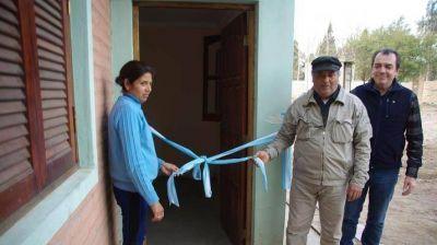 Se entregaron viviendas sociales en La Banda