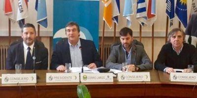 El Pacto de San Antonio de Padua cruza fronteras: adhirieron los 19 Gobernadores y 115 Alcaldes de Uruguay