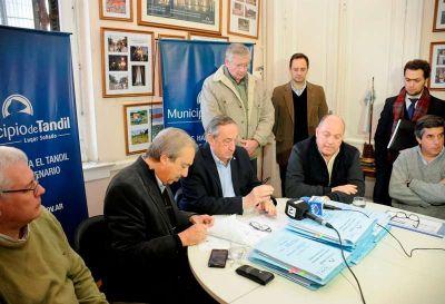 El municipio adjudic� las tres primeras obras del plan de infraestructura