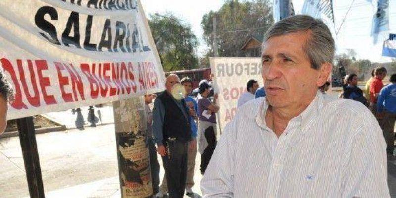 Interna del PJ: Pereyra acusó a Jaque de ignorar a los legisladores nacionales