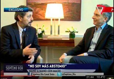 Macri gestiona un cr�dito con el BID para realizar mejoras en el t�nel internacional Cristo Redentor