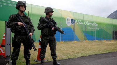 Brasil desmantela una célula terrorista que planeaba atentar durante los juegos