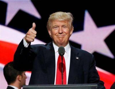 Trump apela a la fibra nacionalista en su discurso más esperado